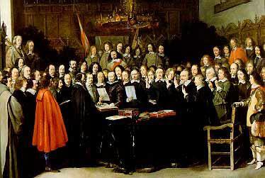 Treaty of Westphalia (1648) Source: www.constitutionparty.com