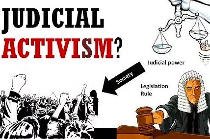 essays judicial activism